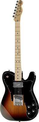 Fender 72 Telecaster Custom MN 3SB