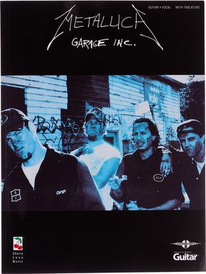 Cherry Lane Music Company Metallica Garage Inc.
