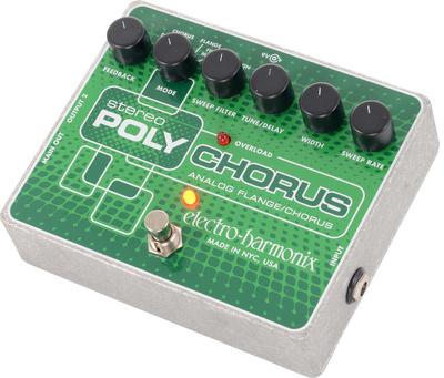 Electro Harmonix Stereo Polychorus B-Stock
