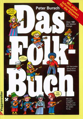 Voggenreiter P.Bursch Das Folkbuch