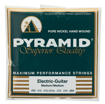 Pyramid Performance Pure Nickel D505
