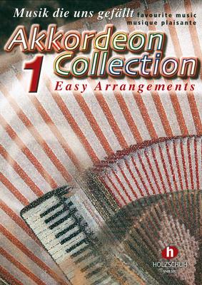 Holzschuh Verlag Accordion Collection Bd.1