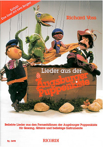 Ricordi Lieder Augsburger Puppenkiste