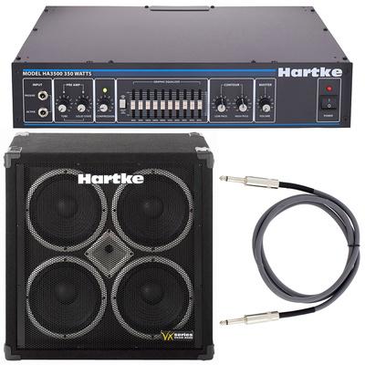 Hartke 3500 & VX410 Bundle