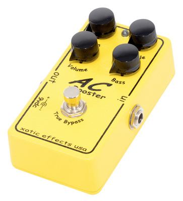 Xotic AC Booster B-Stock