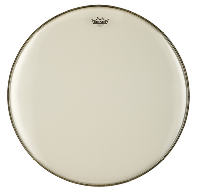"Remo 26"" Ambassador Clear Bass Drum"