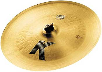"Zildjian 17"" K-Serie China"