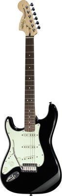 Fender Squier Standard Strat LH BK