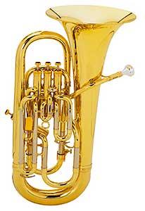 Besson BE2051-1 Prestige Euphonium