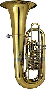 B&S 5100/WG-L F-Tuba (PT-16)