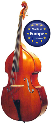 Thomann Bohemia Double Bass 4/4 SOL 5S