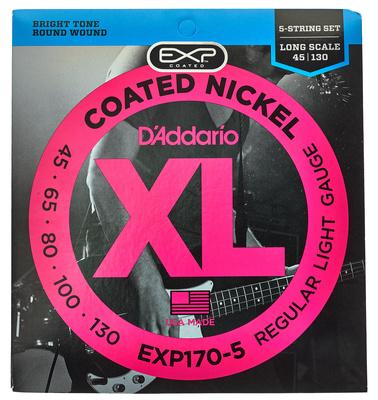 Daddario EXP170-5
