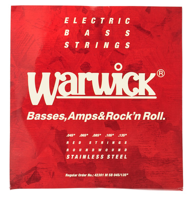 Warwick 42301 M Red Label
