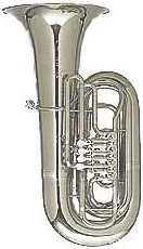 """Melton 195-S Bb-Tuba """"Fafner"""""""