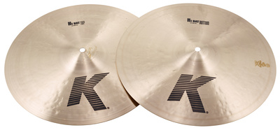 "Zildjian 14"" K-Series Hi-Hat B-Stock"