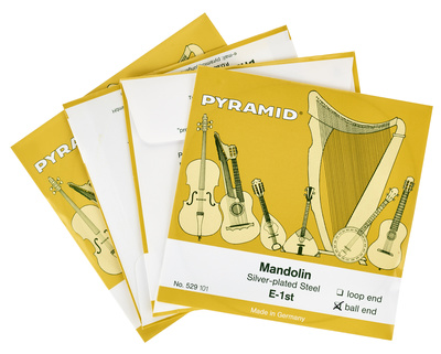 Pyramid Mandolin 8-string Set