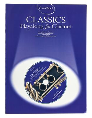 Music Sales Classics (Clar)