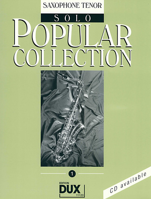 Edition Dux Popular Collection 1 (T-Sax)