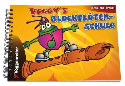 Voggenreiter Voggy's Blockflötenschule