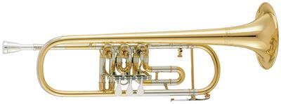 Cerveny CTR 501PX Trompete