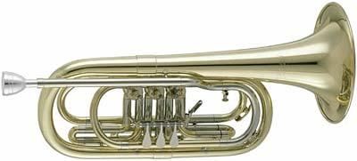 Cerveny CTR 590PX Bass Trumpet B-Stock