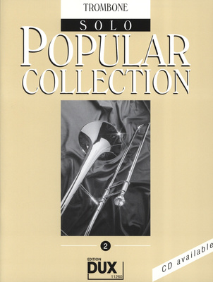 Edition Dux Popular Collection 2 Trombone
