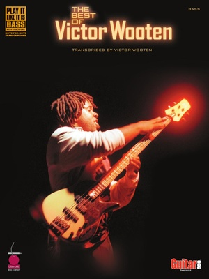 Hal Leonard The Best Of Victor Wooten