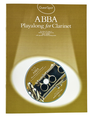 Music Sales ABBA (Clar)