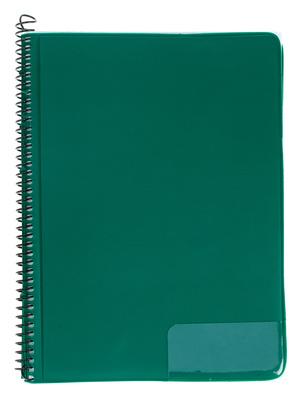 Star Marching Folder 245/25 Green