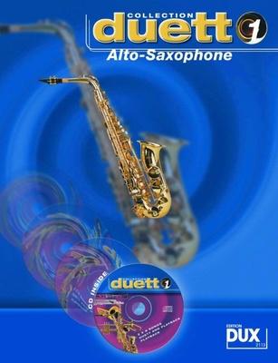 Edition Dux Duet Collection Vol.1 A-Sax