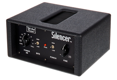 Tube Amp Doctor Silencer 8 Ohms Black B-Stock