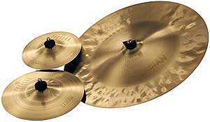Sabian Paragon Effect Set