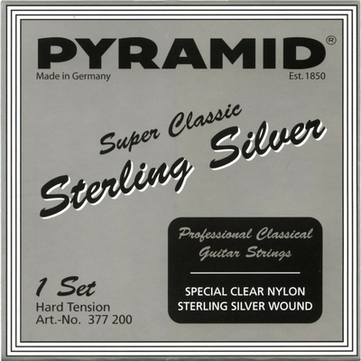 Pyramid Super Classic Sterling hard