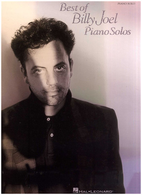 Hal Leonard Billy Joel Best Of Piano Solos