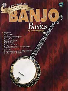 IMP Bluegrass Banjo Basics