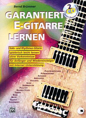 Alfred Music Publishing Garantiert E-Gitarre Lernen
