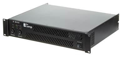 the t.amp E800 B-Stock