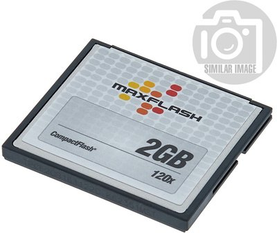 Thomann Compact Flash Card 2 GB