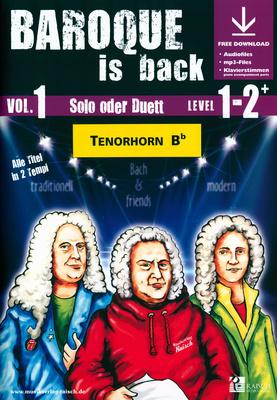 Musikverlag Raisch Baroque Is Back 1 Tenorhorn