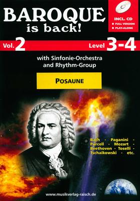 Musikverlag Raisch Baroque Is Back 2 Trumpet