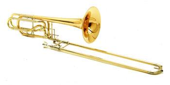 C.G.Conn 62H Bb/F/D-Bass Trombone