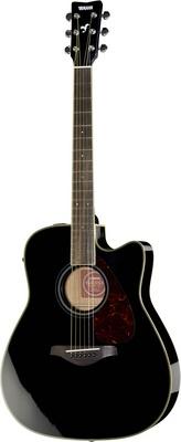 Yamaha FGX 720SC BK