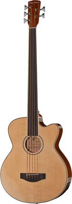 Harley Benton B-35NT-FL Acoustic Bass Series