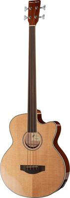 Harley Benton B-30NT-FL Acoustic Bass Serie