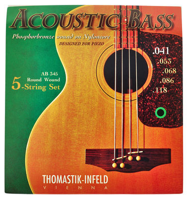 Thomastik AB345 Acoustic Bass