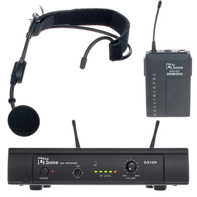 the t.bone TWS Headset 863 MHz