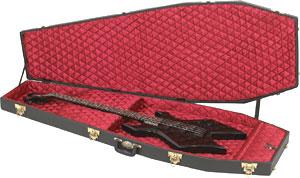 Casket 10722 B BC Bass Case BK