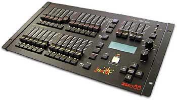 Zero 88 Jester 12-24 Rack Version