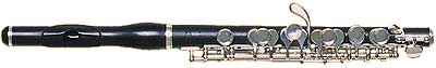 August Richard Hammig 40114/3 Piccolo Flute