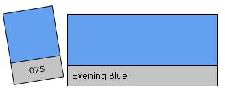 Lee Colour Filter 075 Evening Blue
